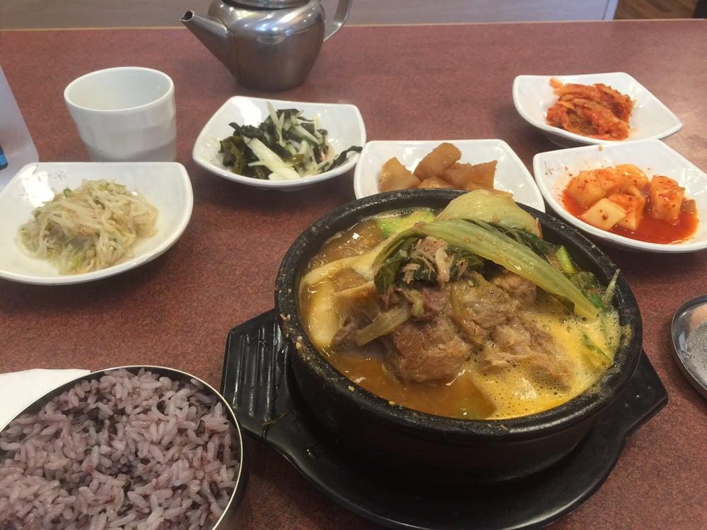 Lougheed Korean Food Delivery