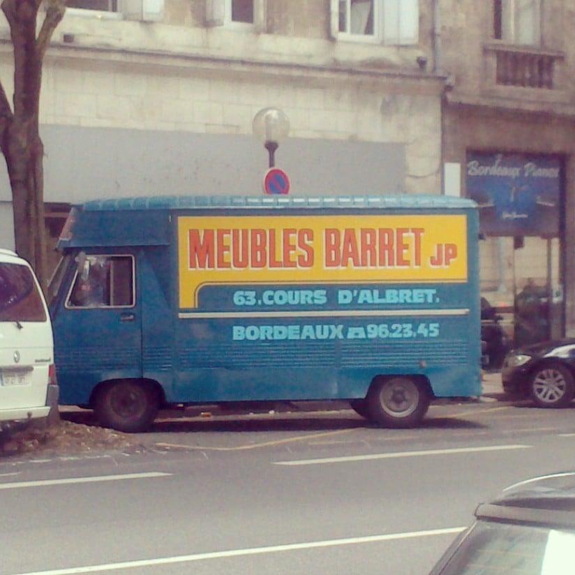 Meubles barret magasin de meuble 63 cours albret for Ashley meuble st bruno