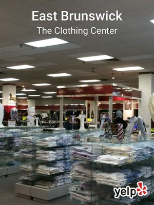 f570250720 The Clothing Center 645 State Route 18 East Brunswick, NJ Clothing ...