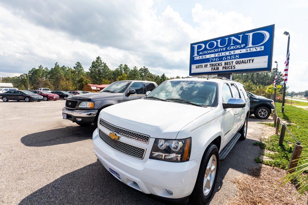 Pound Automotive Group: 4821 Hwy 321, Gaston, SC