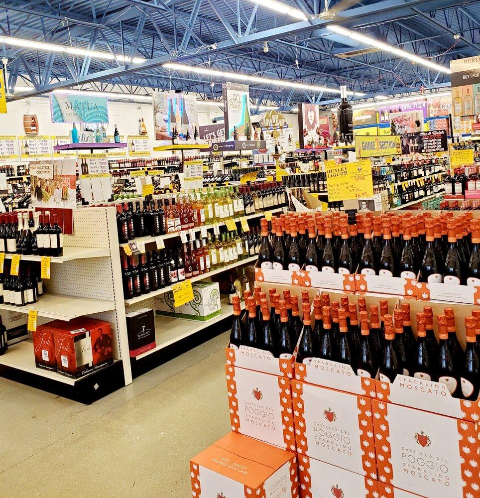 Outlet Liquor: 2152 George Urban Blvd, Depew, NY