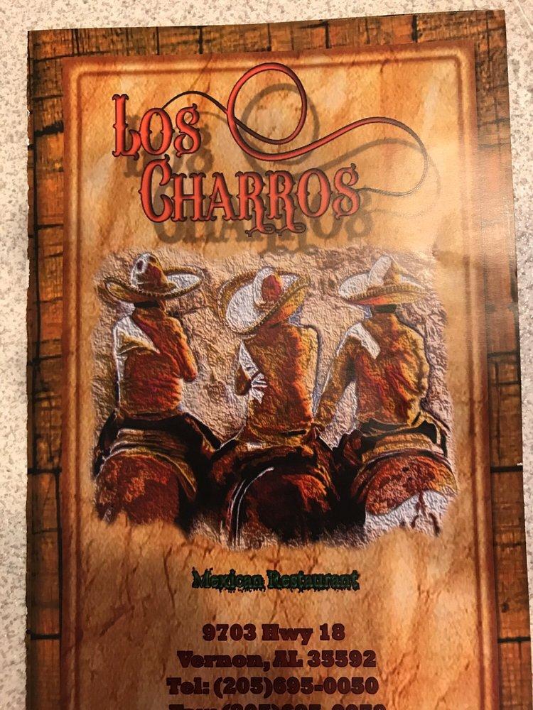 Los Charros: 9703 Hwy 18, Vernon, AL