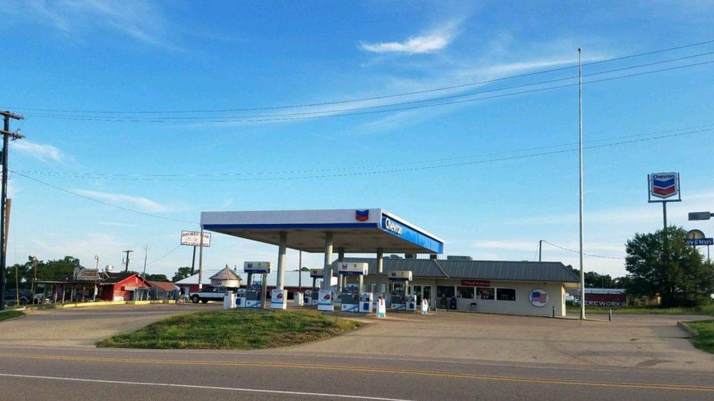 TETCO/Chevron: IH 45 & Hwy 7, Centerville, TX