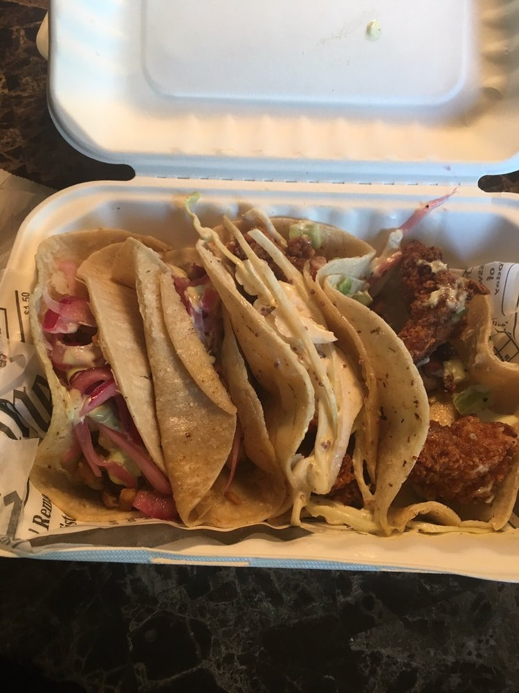 Food from A Taco Affair