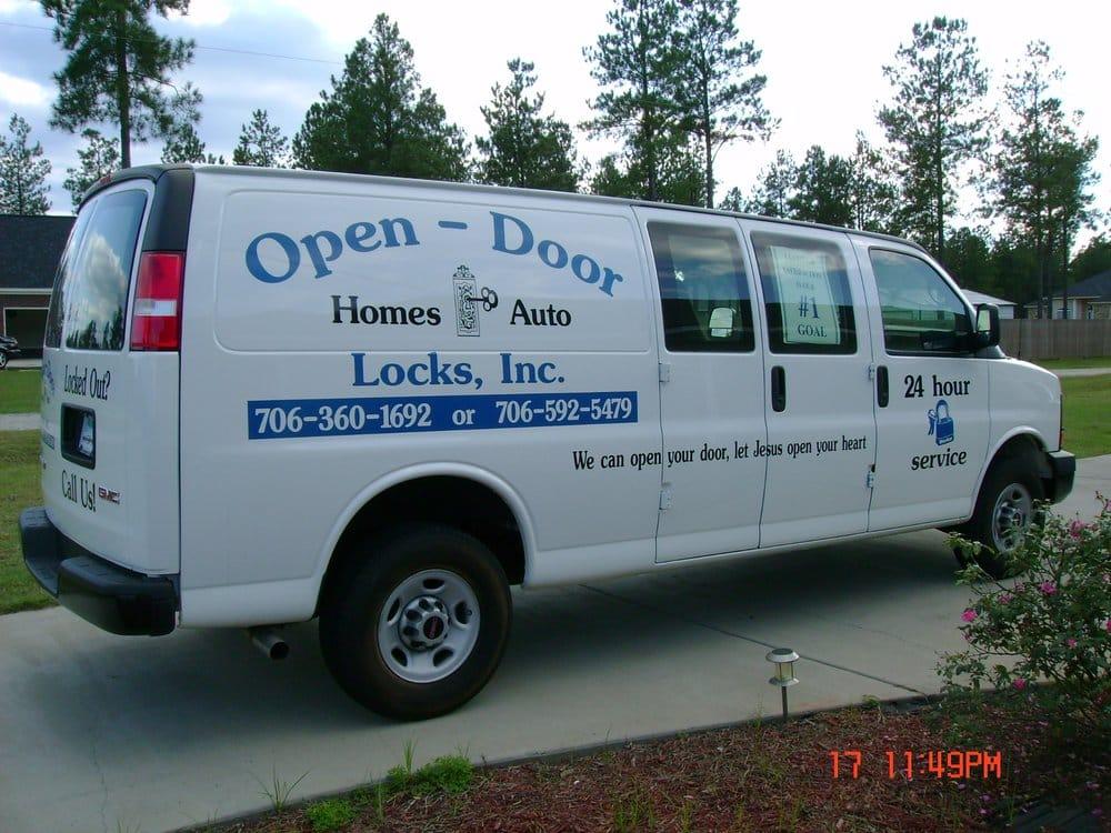 Open-Door Locks: 4303 Bath Edie Rd, Hephzibah, GA
