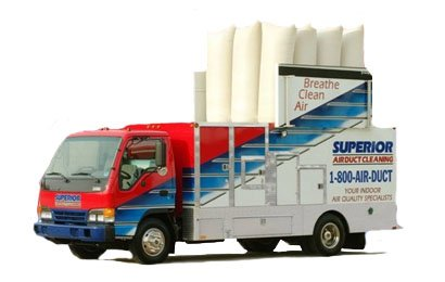 Superior Air Duct Cleaning: 1029 4th Ave, New Brighton, PA