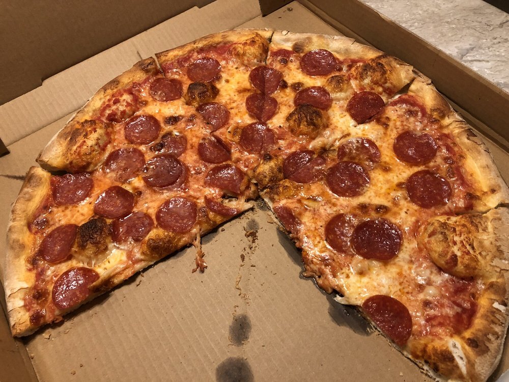 Cancelliere Pizzeria: 6320 Rt 209, Kerhonkson, NY