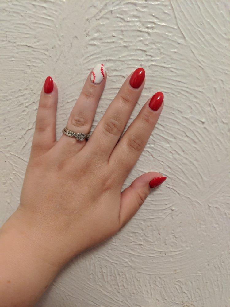 American Nails: 1406 Sparta Centre Dr, Sparta, IL