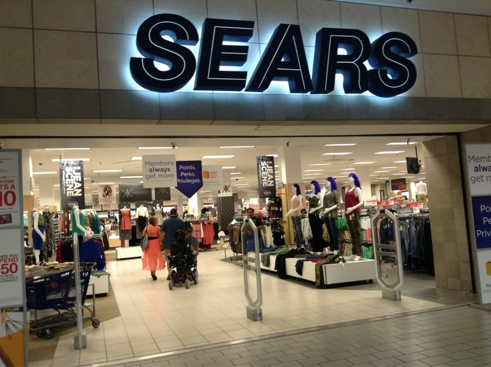 Sears online shopping ca