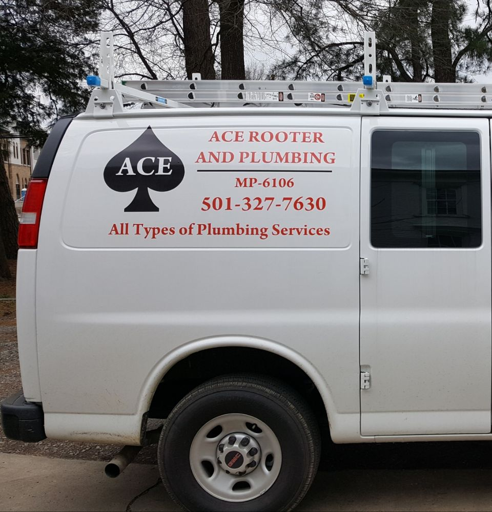 Ace Rooter And Plumbing: Conway, AR