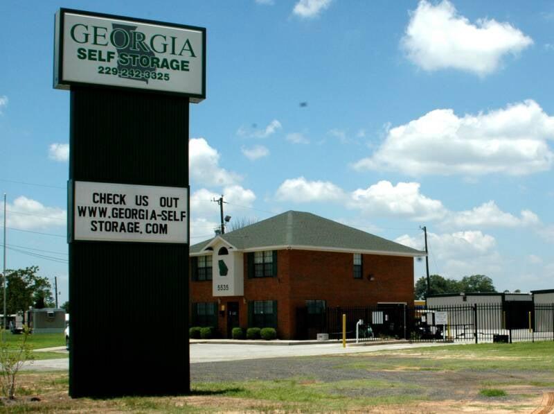 Georgia Self Storage: 5535 Bemiss Rd, Valdosta, GA