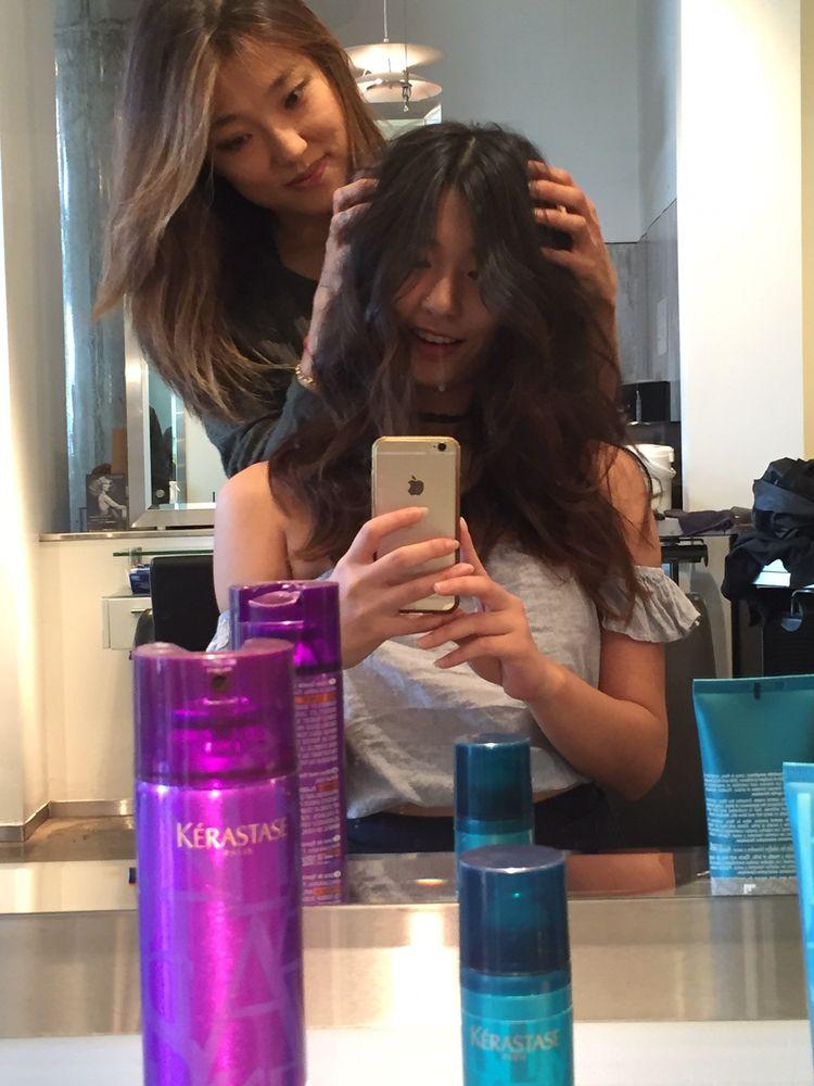 Karen Park brought my hair to life - Yelp
