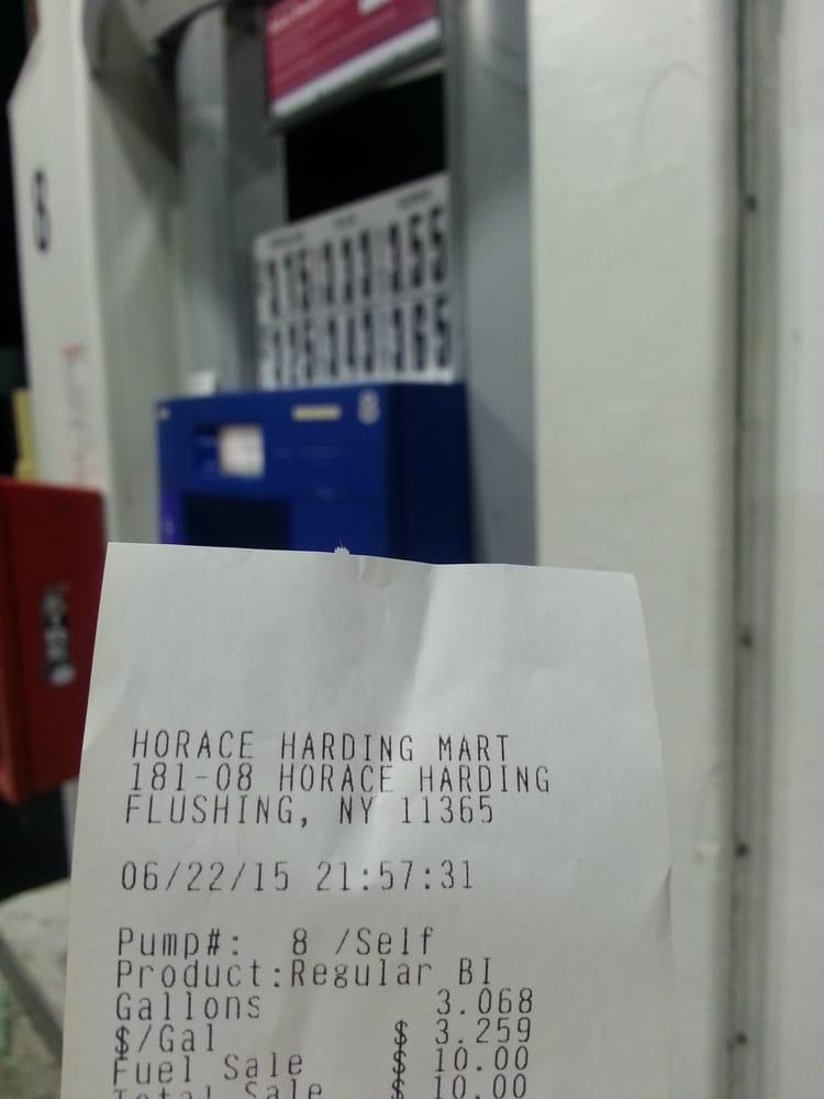 Mobil: 181-08 Horace Harding, Flushing, NY