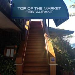 Top of the market 357 photos seafood 750 n harbor dr for The fish market restaurant san diego