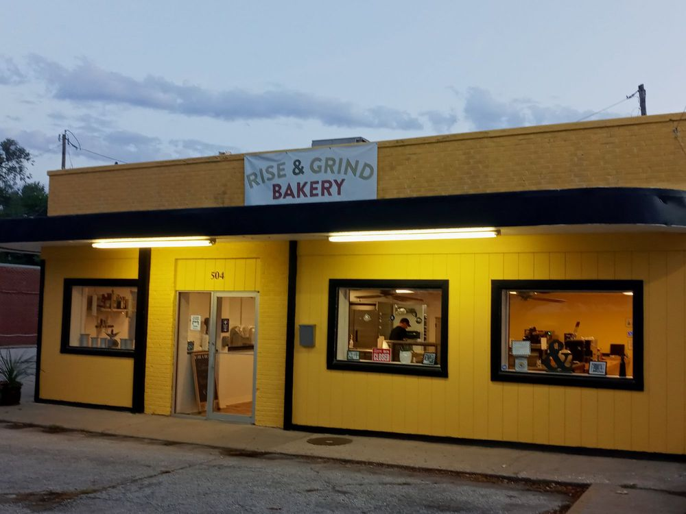Rise and Grind Bakery: 504 Armour Rd, North Kansas City, MO