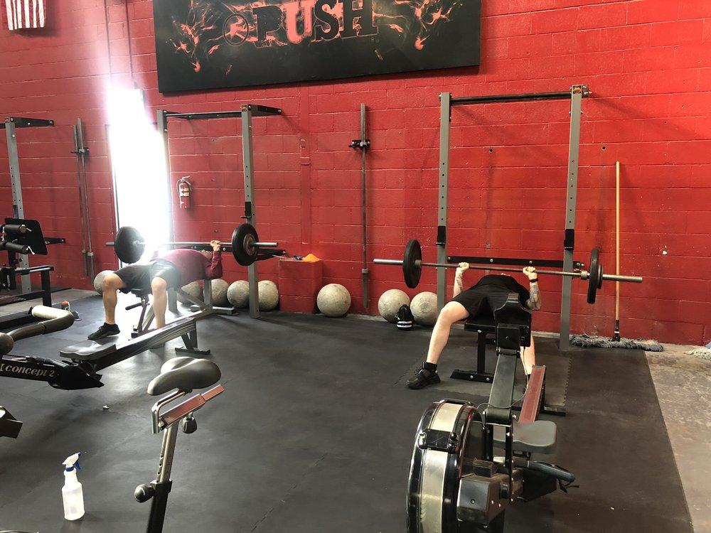 PUSH Fitness & Athletic Training