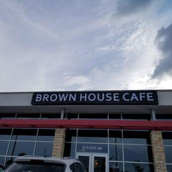 Brown House Cafe Hewitt Tx