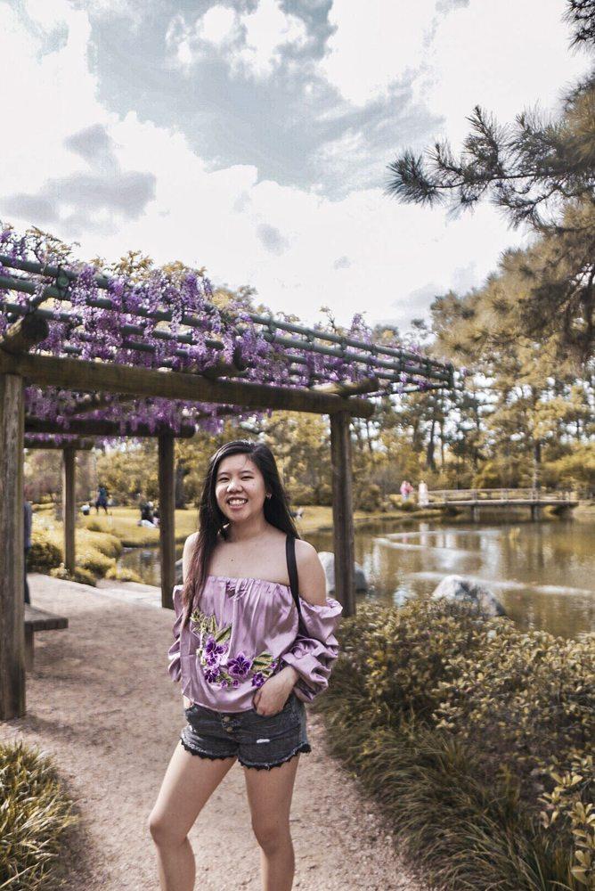 Japanese Garden: 6001 Fannin St, Houston, TX