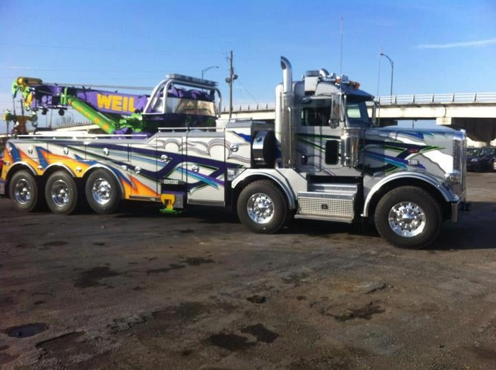 Towing business in Tarrant, AL