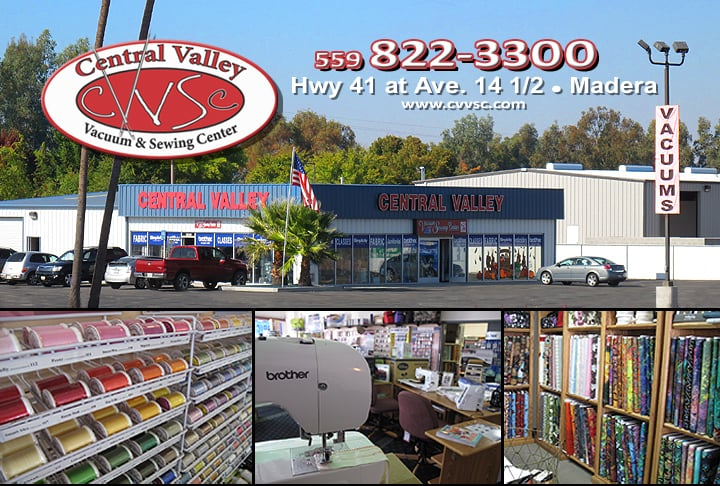 Central Valley Vacuum & Sewing Center