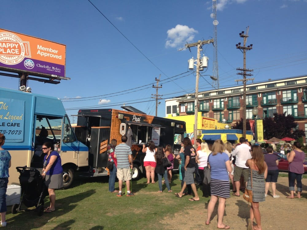 Charlotte Nc Food Truck Friday
