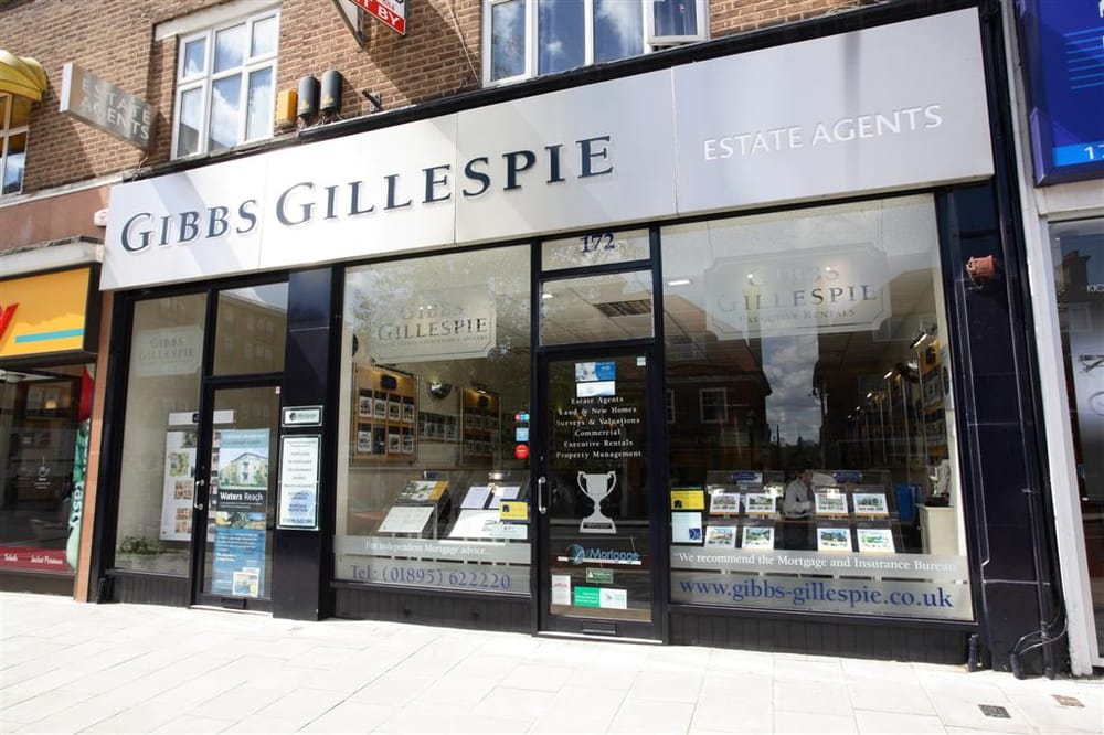Gibbs Gillespie Ruislip Estate Agents - Estate Agents ...