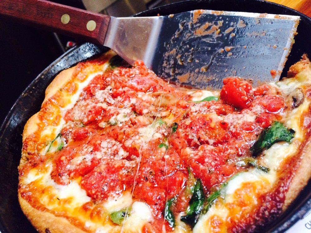 Rance S Chicago Pizza Long Beach Ca