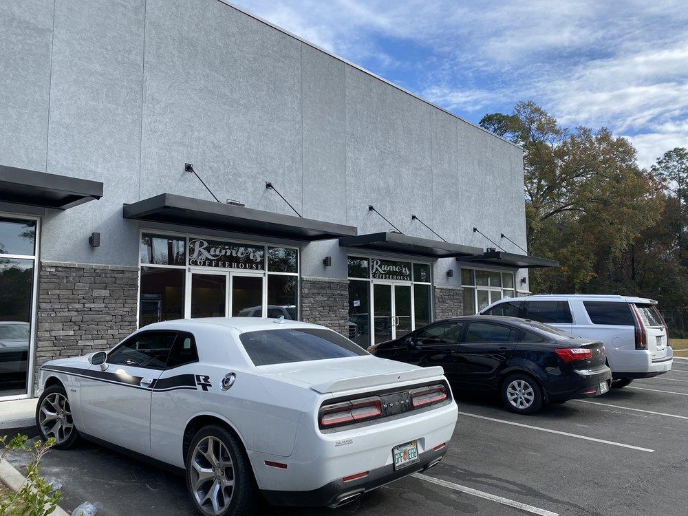 Rumors Coffee House: 2787 Crawfordville Hwy, Crawfordville, FL