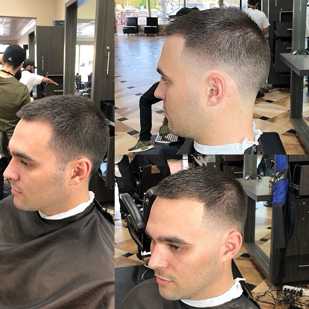 Before After Haircut Stay Sharp Book Your Next Appointment Online