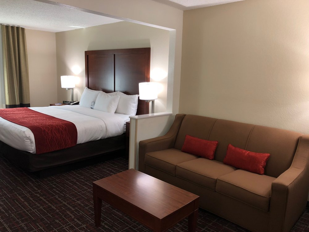 Comfort Inn Wichita Falls Near University: 4414 Westgate St, Wichita Falls, TX