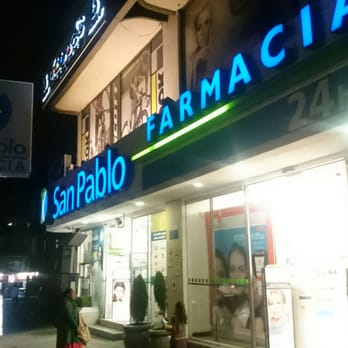 Farmacia San Pablo - Farmacia - Manuel E. Izaguirre 2
