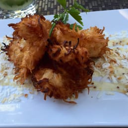 Louie's On The Avenue - Pearl River, NY, United States. Coconut shrimp