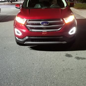 Photo Of Mooresville Ford   Mooresville, NC, United States. 2017 Ford Edge  Titanium