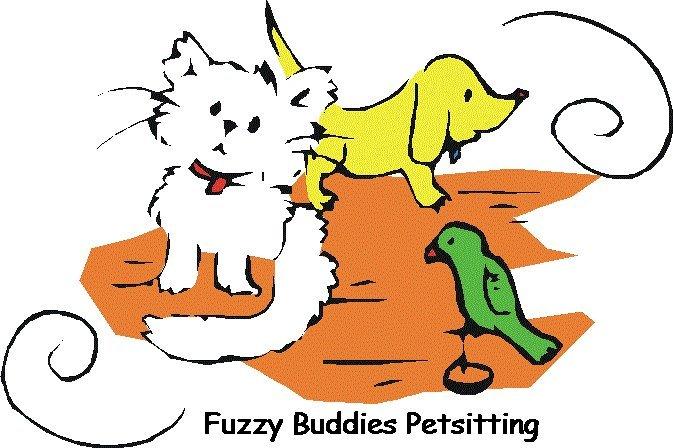 Fuzzy Buddies Petsitting