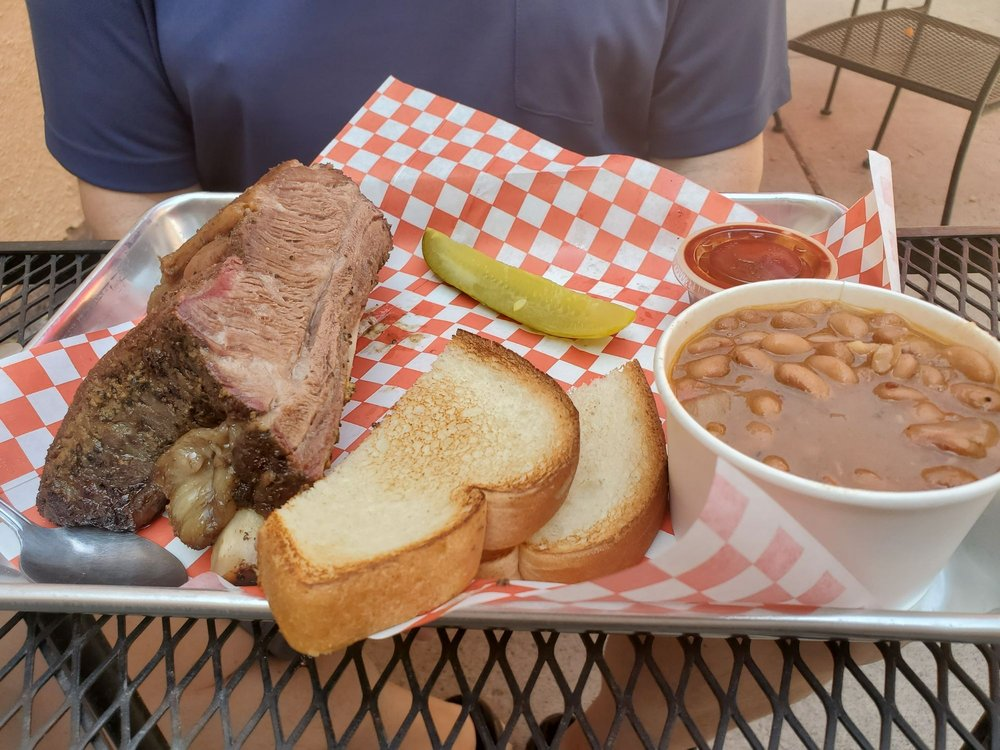 Food from The Smokey Bone BBQ-Twin Falls