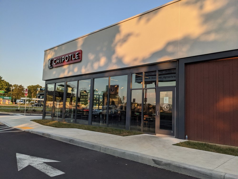 Chipotle Mexican Grill: 1739 Dual Hwy, Hagerstown, MD