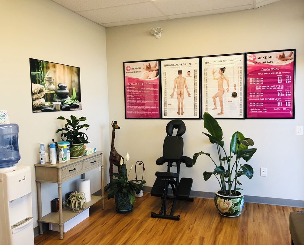 Mend Me Massage Therapy: 364 Wilmington W Chester Pike, Glen Mills, PA