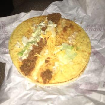 A mexican gordita crunch 6