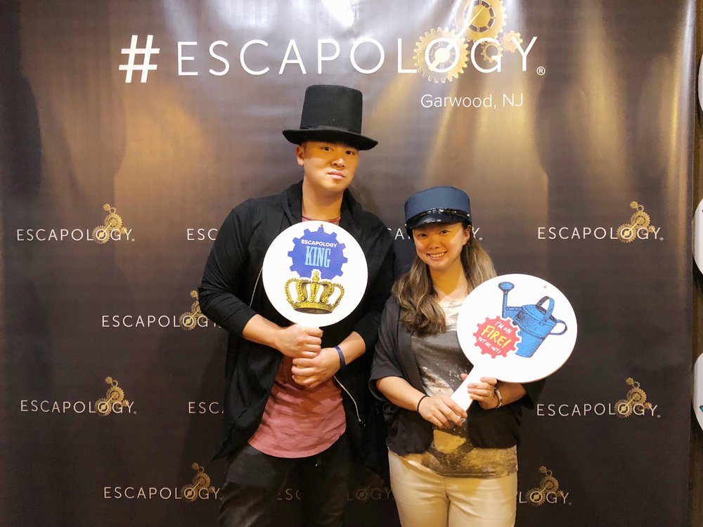 Escapology Escape Rooms Garwood