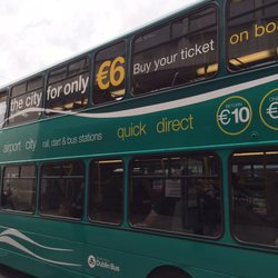 Bus Eireann - 16 Reviews - Transportation - 1 Store Street, Gardiner