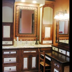 Photo Of Rancho Viejo Custom Woods   Albuquerque, NM, United States.  Bathroom Cabinets
