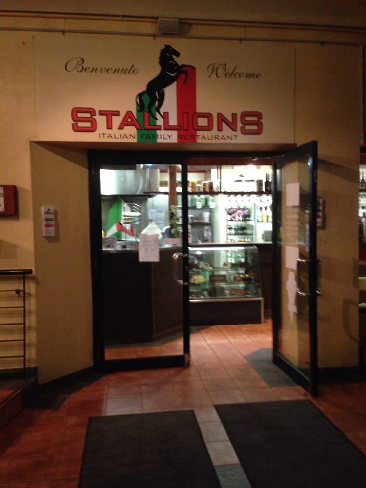 Stallions Italian Family Restaurant