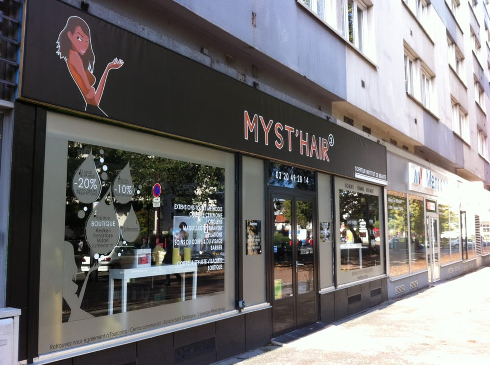 Myst hair coiffeurs salons de coiffure 12 rue saint for Salon de coiffure st sauveur