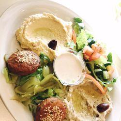 2 El Basha Mediterranean Eatery