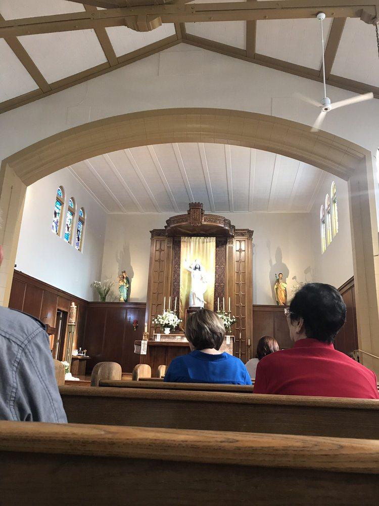 St John The Baptist Catholic Church: 264 E Lewelling Blvd, San Lorenzo, CA