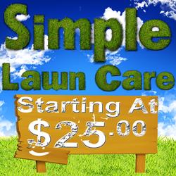 Simple Lawn Care West Palm Beach