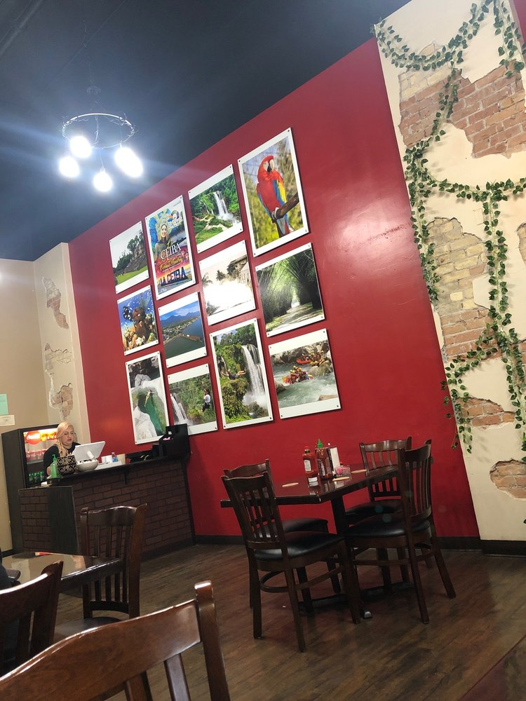 Anies Authentic Latin Food: 313 Main St Downtown Plaza, Williston, ND