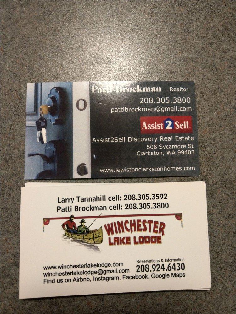 Winchester Lake Lodge: 214 Joseph Ave, Winchester, ID