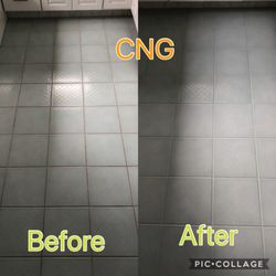 Photo Of Caleb S New Grout San Jose Ca United States Our Customer