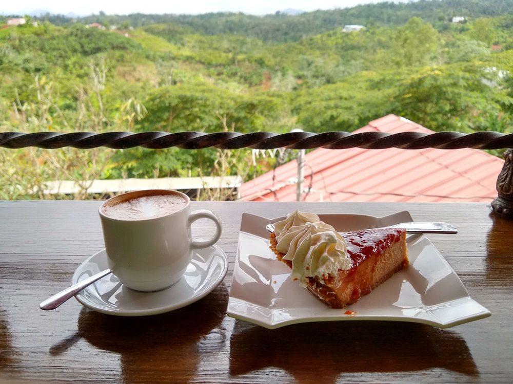Cafe Lareno: Carretera 128, km 40.0, Lares, PR